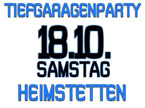 REZ Tiefgaragenparty 2014