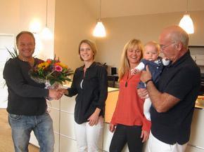 Praxis Dr. Wagner & Dr. Kohlmann<br>- alles Gute zu'm 25-jährigen Jubiläum!