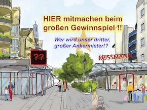 GEWINNSPIEL zur REZ-Zukunftsgestaltung!<br>Teilnahmefrist bis 14.05.2017 verlängert!<br>JETZT MITMACHEN & GEWINNEN!