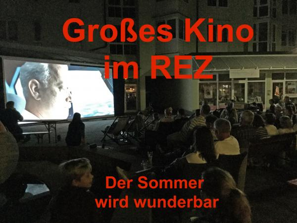GROßES KINO IM REZ!<br>17.08.2017: INFERNO