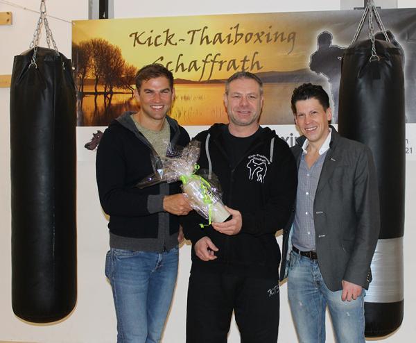 Kick-Thaiboxing Schaffrath<br>feiert 5-jähriges Jubiläum!