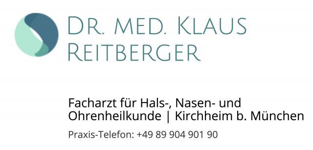 Dr. med. Klaus Reitberger