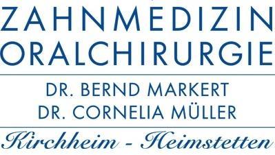 Dr. Bernd Markert und Dr. Cornelia Mueller