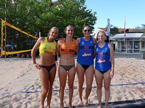 Sommer – Sonne – Beachvolleyball!!<br>Opening am 29.06.18, ab 17:30 Uhr!