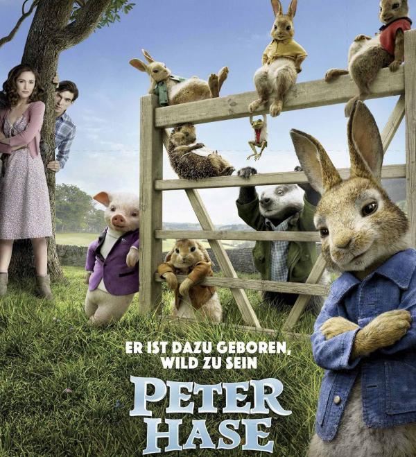 9. Open Air Kino im REZ - Donnerstag 6.9.18 - Peter Hase
