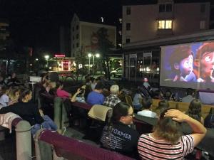 5. Open-Air-Kino im REZ - Little Italy - ohhh romaaantisch