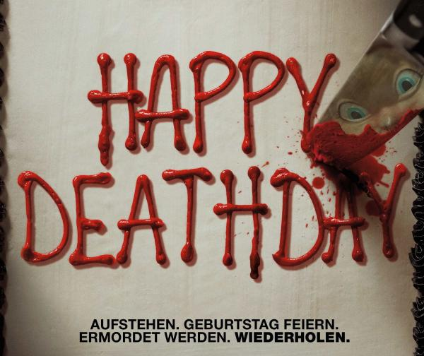 6. Open-Air-Kino im REZ - happy deathday - brutalo komisch :-)