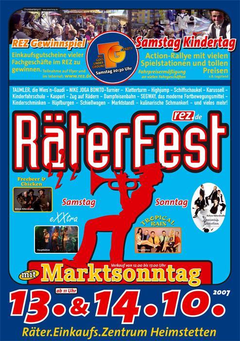 Räterfest 2007