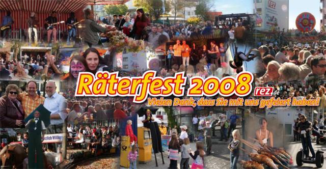 Räterfest 2008
