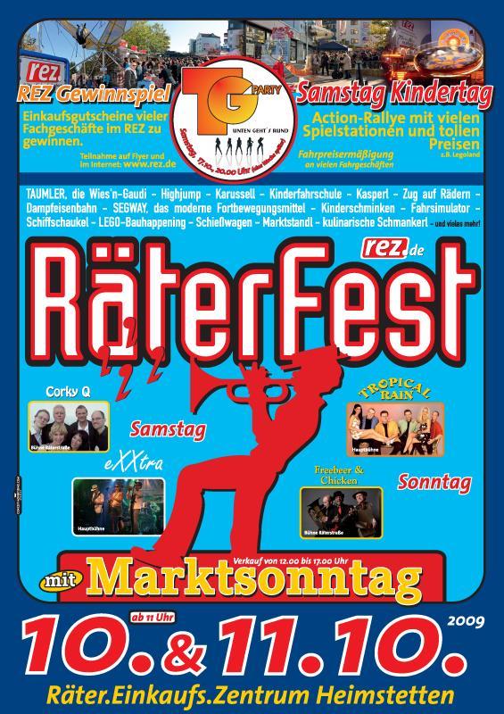 Räterfest 2009