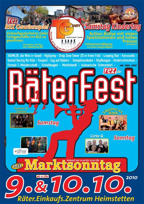 Räterfest 2010