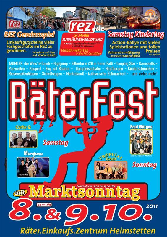 Räterfest 2011