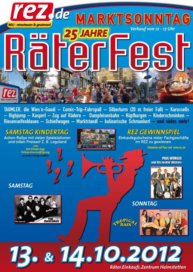 Räterfest 2012 - Info & Eindrücke (Fotos)