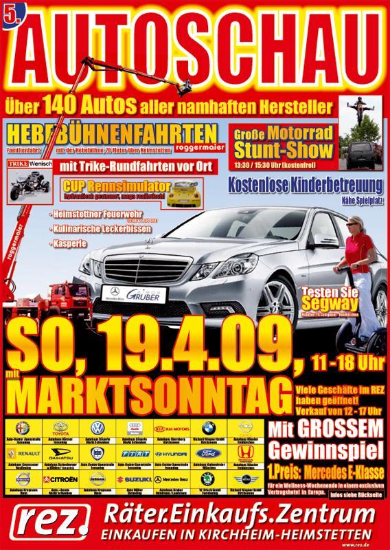 REZ Autoschau 2009