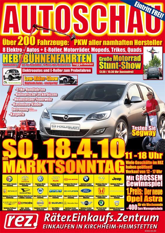 REZ Autoschau 2010