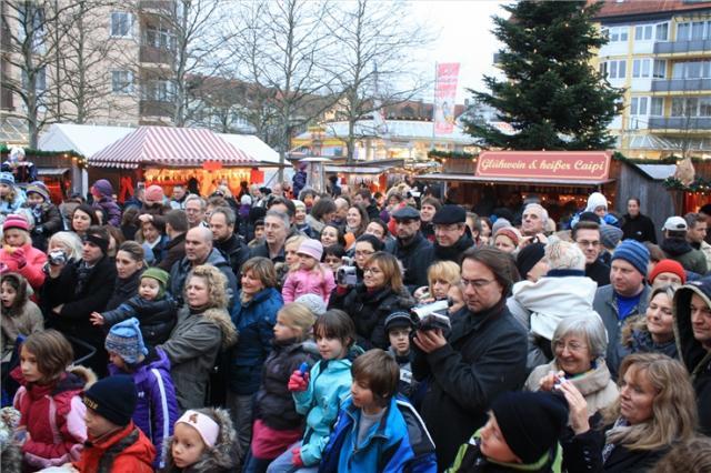 Vorweihnachtlicher Kathrein-Markt im REZ - 2010
