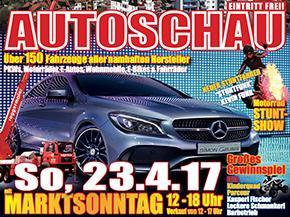 Große Autoschau im REZ Heimstetten!<br>Infos & GEWINNSPIELE!
