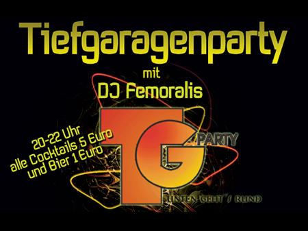 REZ Tiefgaragenparty 2013