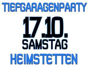 REZ Tiefgaragenparty 2015