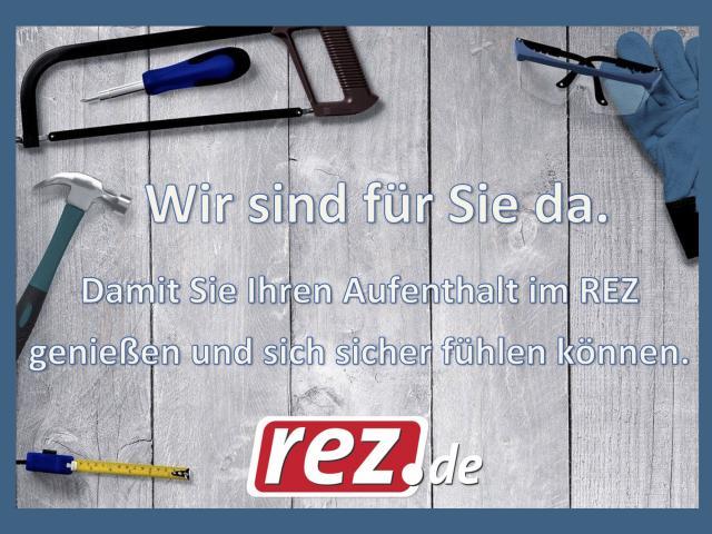 Erreichbarkeit der REZ-Centerleitung und HV