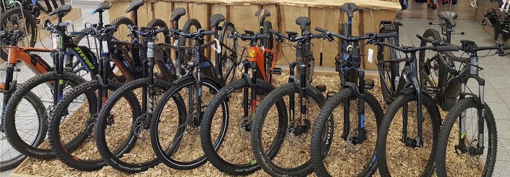 Coming sooon - unser Fahrradgeschäft im REZ eröffnet noch diesen Sommer