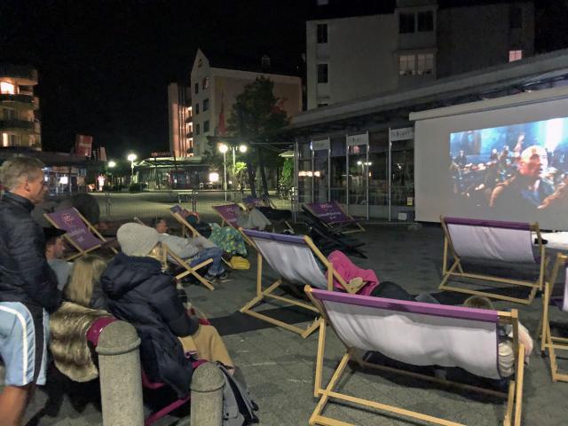Unser 2. Open-Air Kinoabend im REZ am Sa, 25.7.20 - und was?!