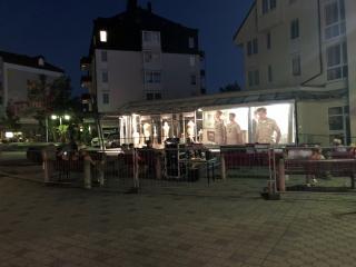 Unser 3. Open-Air Kinoabend im REZ am Freitag, 31.7.20