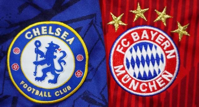 UEFA Champions League Spiele - live im REZ schauen!
