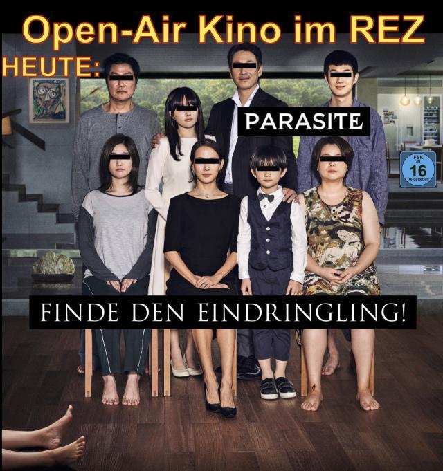 8. Open-Air Kino am Do, 20.8.20 - Parasite