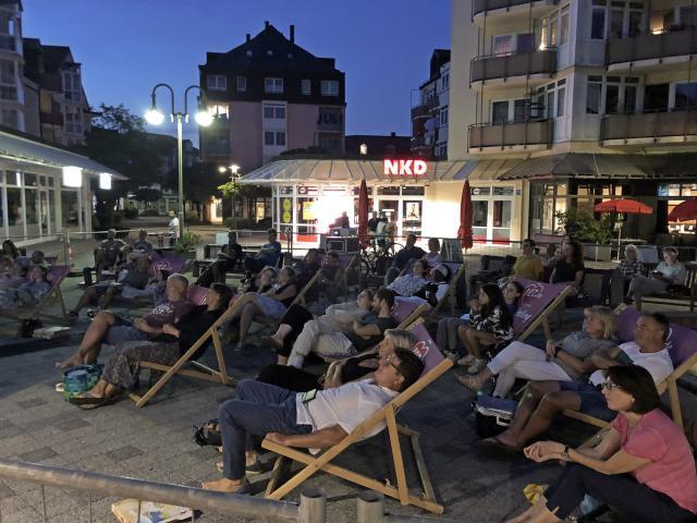 10. Open-Air Kino im REZ (Di od Mi) - Welchen Film wollt ihr sehen?