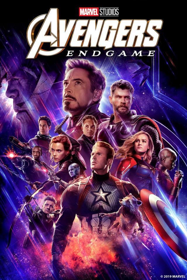 15. Open-Air Kino am Fr. 11.9.20 - Avengers Endgame