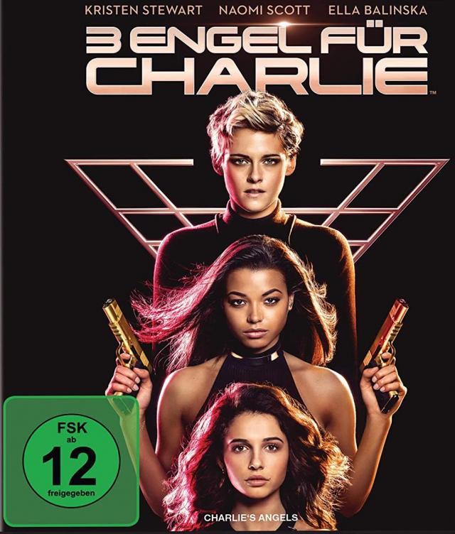 16. Open-Air Kino am Do. 17.9.20 - Drei Engel für Charlie