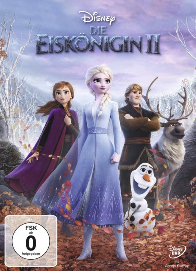17. Open-Air Kino am Samstag den 19.09.2020: Die Eiskönigin 2