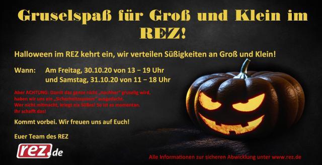 Halloween im REZ